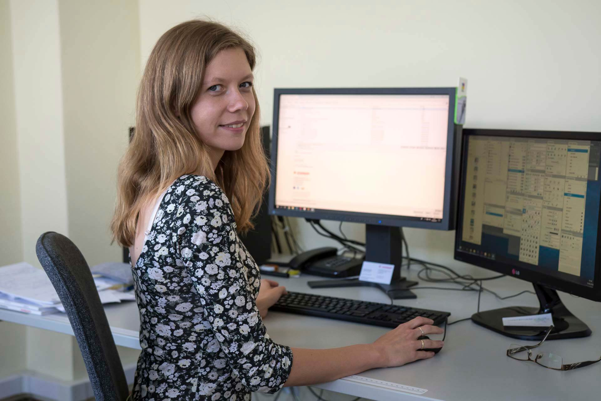 Drukarnia Szmydt, Ania Jabłońska
